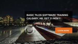 TILOS software training Calgary